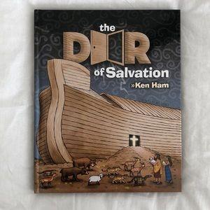 the DOOR of Salvation flip book Ken Ham Kids Bible